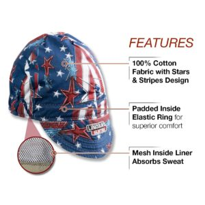 61ac0a9222b The 5 Best Welding Caps for Sale in 2019 - Trades For Careers